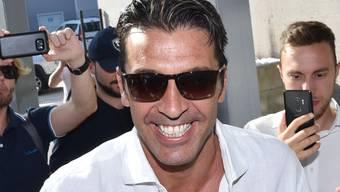 """Spricht vom """"glücklichsten Tag"""" seines Lebens: Goalie-Legende Gianluigi Buffon kehrt zu Juventus zurück"""