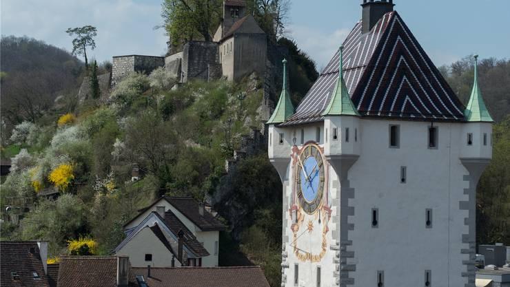 Auch die Stadt Baden wählt am 22. September.