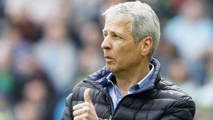 Lucien Favre hat einen neuen Job in der französischen Ligue 1 gefunden.