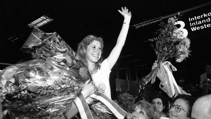 Hat Schweizer Sporgeschichte mitgeschrieben: Denise Biellmann