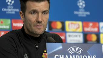 Basel-Trainer Raphael Wicky fordert von seinem Team gegen den hohen Favoriten Manchester City ausgeprägte Solidarität