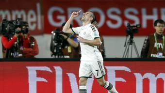 Franck Ribéry ebnete den Bayern mit dem 1:0 den Weg zum Sieg.
