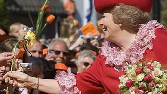 Beatrix kurz vor dem Attentatsversuch