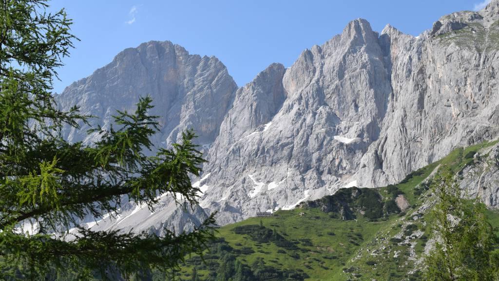 Drei Bergsteiger in Österreich tödlich verunglückt