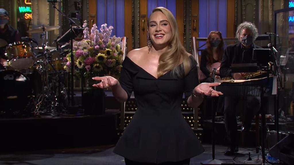 Adeles erster öffentlicher Auftritt seit langem