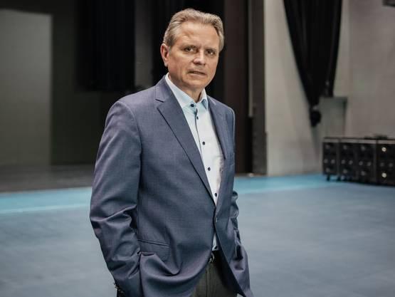 Michael Haefliger.
