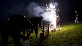 Der Bevölkerung wird empfohlen, auf das Abbrennen von Feuerwerk gänzlich zu verzichten. (Symbolbild)