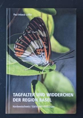 «Tagfalter und Widderchen der Region Basel» von Paul Imbeck-Löffler