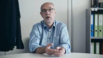 Dieter Baur war begeisterter Lehrer – dass er Volksschulleiter wurde, war letztlich eher Zufall.