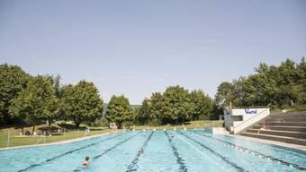 Schwimmbad Wiemel in Würenlos