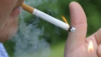 Bei Testkäufen missachteten 41 Prozent der Verkaufsstellen das Tabak- Verkaufsverbot an Minderjährige. (Symbolbild)