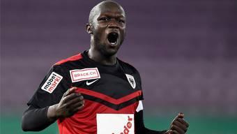 Igor Nganga hat beim FC Wil einen Zweijahresvertrag unterschrieben