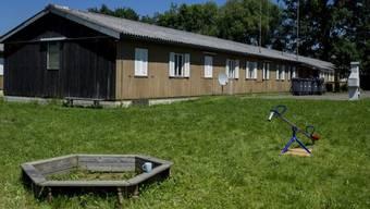 Hier: Das Bundesasylzentrum auf dem Juch Areal in Zürich (Archivbild).