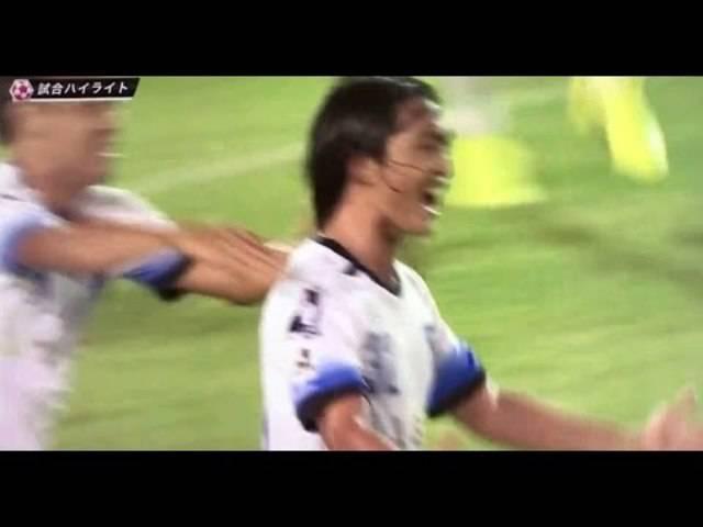 Die Highlights des Cup-Spiels Yokohama FC gegen AC Nagano Parceiro