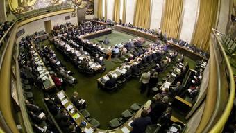 Der Vorsitz der Abrüstungskonferenz mit Sitz in Genf wechselt monatlich. Die Leitung geht nun ausgerechnet an das Bürgerkriegsland Syrien.