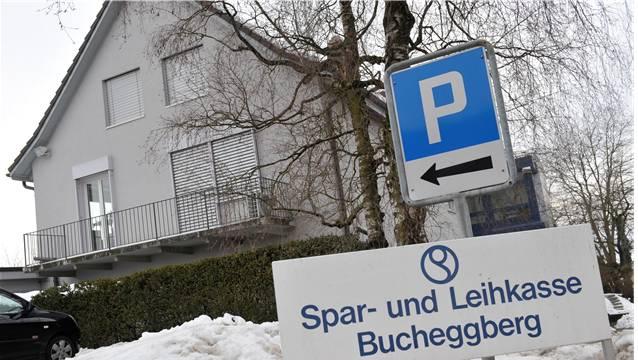 Das Hypothekengeschäft der Bucheggberger Regionalbank läuft rund.
