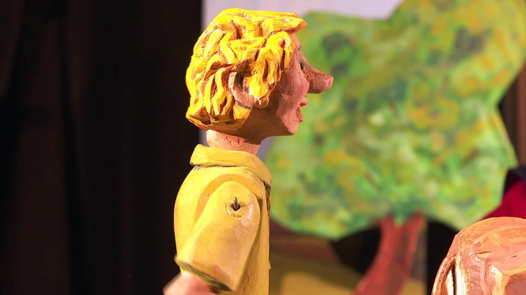 Figuren beleben: Herisau hat jetzt ein Figurentheater
