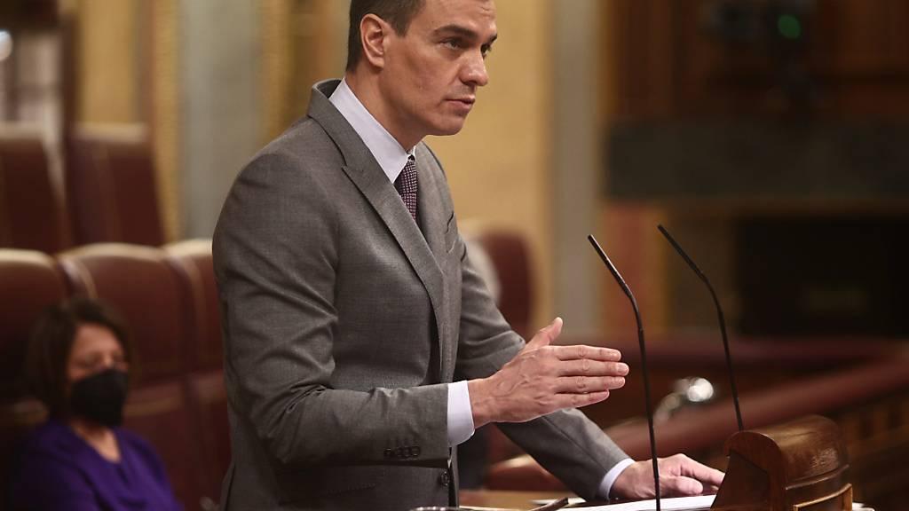Sánchez nennt Corona-Hilfen grösste Chance seit Spaniens EU-Beitritt