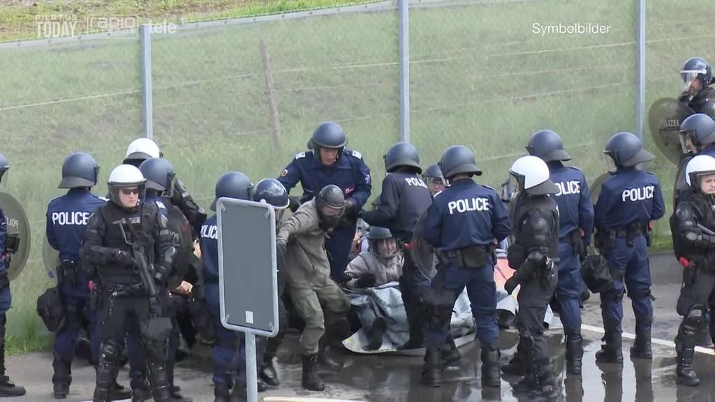 Luzerner Sicherheitsdirektor ordnet geplanten Berner Ausstieg ein