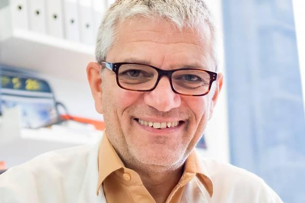Manuel Battegay ist Chefarzt Infektiologie und Spitalhygiene am Universitätsspital Basel