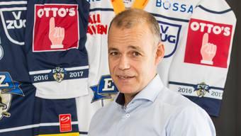 Er zieht Jeans und Turnschuhe dem Standard-Business-Look vor: Mark Ineichen, Otto's-Chef und Sohn des Firmengründers und Politikers Otto Ineichen.