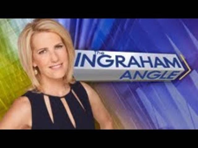 Ultrakonservative Radiomoderatorin erobert den TV: Die erste Ausgabe von «The Ingraham Angle» mit Laura Ingraham auf Fox News (30.10.2017).