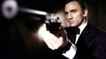 Daniel Craig in der Rolle als James Bond