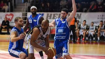 NLA-Basketball: Lugano gegen Starwings