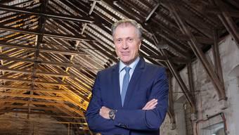 Herbert Bolliger übernimmt im Vorstand das Ressort Finanzen.