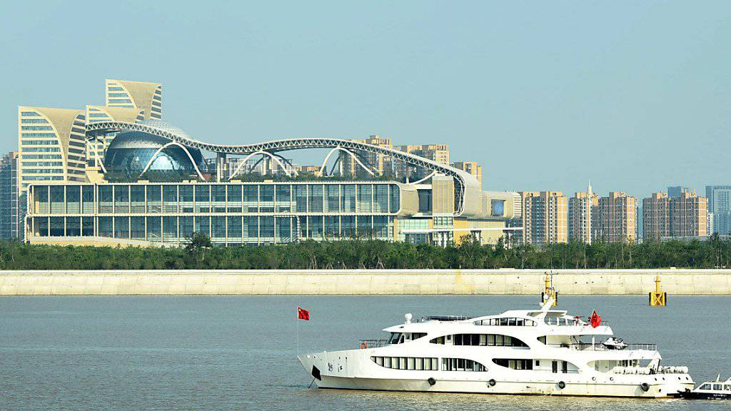In Hangzhou findet der von China veranstaltete G20-Gipfel statt: Davor forderte die EU-Handelskammer besseren Marktzutritt für europäische Firmen. (Archivbild)