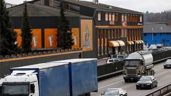 Wird das Freubad in Recherswil auch als Wohnhaus genutzt?