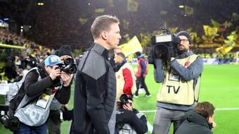 Im Scheinwerferlicht: Leipzigs Trainer Julian Nagelsmann.