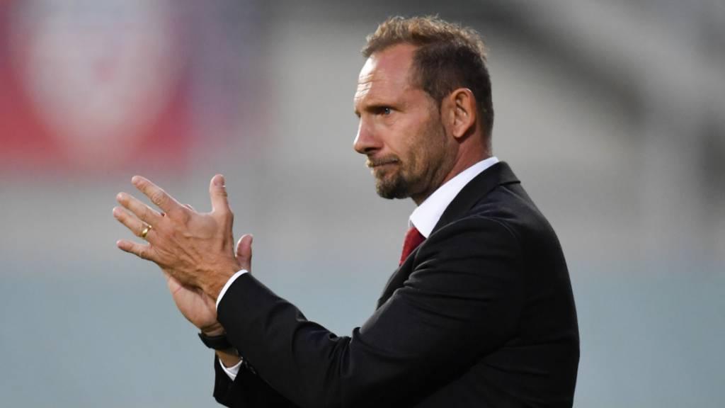 Ein vorentscheidendes Spiel der Schweizer U21