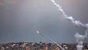 Als Vergeltung für Angriffe aus Gaza hat Israel zu einem Gegenschlag ausgeholt. (Symbolbild)