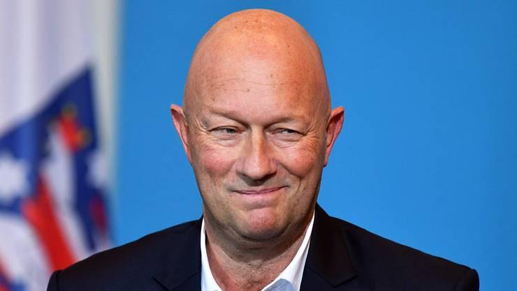 Der neue Ministerpräsident Thüringens: FDP-Politiker Thomas Kemmerich.