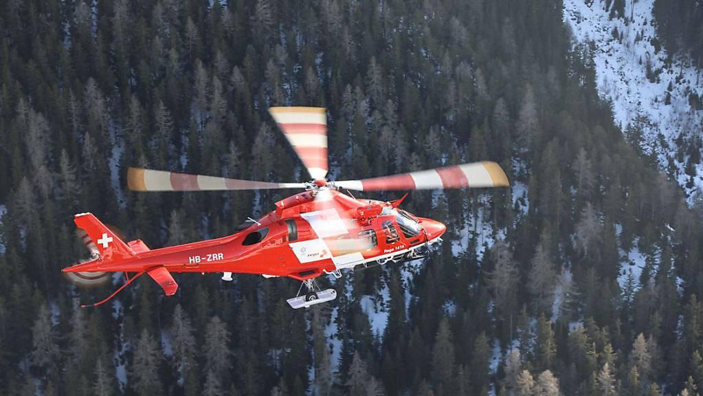 Die Rettungsflugwacht Rega hat ihre Pläne für eine Einsatzbasis in Davos sistiert.