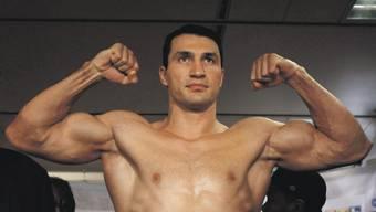 Schwergewichtsboxer Wladimir Klitschko.