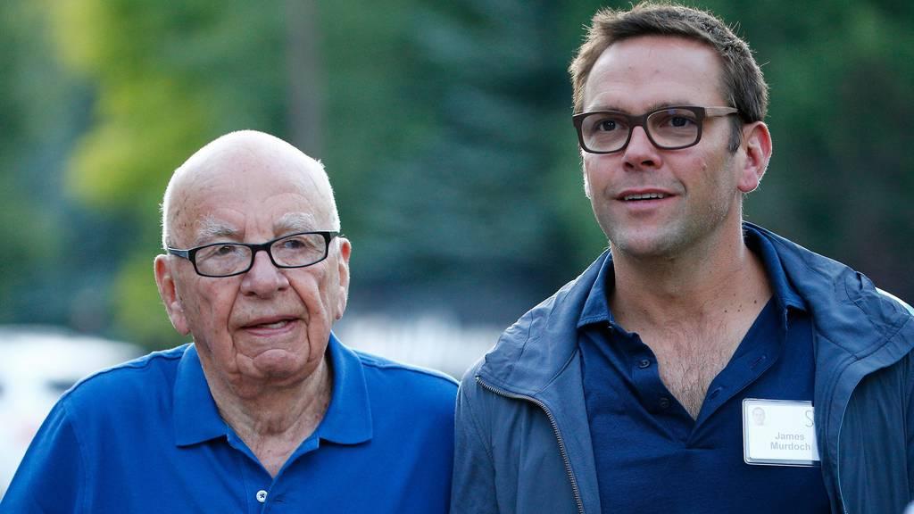 James Murdoch kann bei MCH Group einsteigen