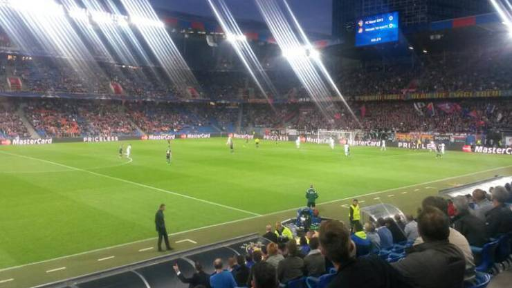 Der FC Basel verkaufte deutlich weniger Jahreskarten.