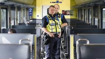 Im Interregio von Bern nach Zürich eilten am Samstag keine Patrouillen der Bahnpolizei zu Hilfe. (Symbolbild)