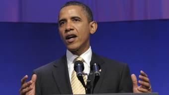 US-Präsident Barack Obama schlägt weniger Steuern für Unternehmen vor (Archiv)