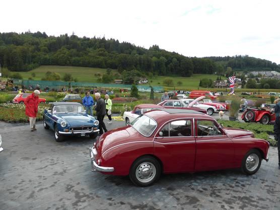 Oldtimer-Treffen Schafisheim