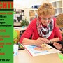 «Gesucht!» in roten Lettern. Ein Hilferuf der Stadtschulen? Eher eine Reaktion auf eine allgemeine Studie über Schulen am Limit.