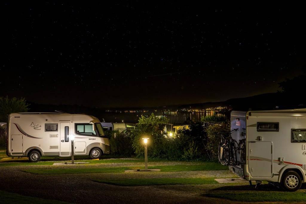 Der Campingplatz Hüttenberg in Eschenz ist der schönste Campingplatz der Schweiz