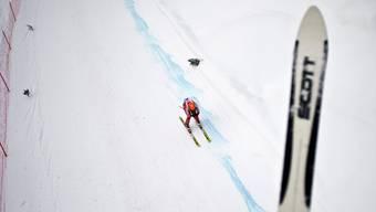 Die Polizei-Skimeisterschaften können wegen dem Virus nicht stattfinden. (Symbolbild)