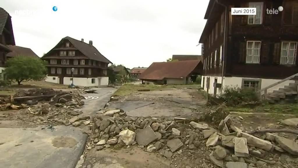 Dierikon kriegt seinen Hochwasserschutz