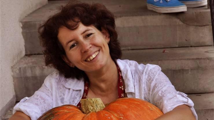 Anja Siouda wohnt in Frankreich, stammt aber aus Lengnau. ZVG
