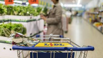 Lidl testet in Weinfelden Self-Checkout-Kassen. (Themenbild)