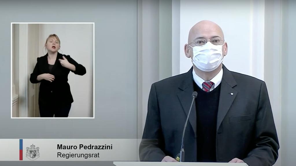 10 Fälle mit mutiertem Virus ++ 15 Millionen Franken für Wirtschaft beantragt