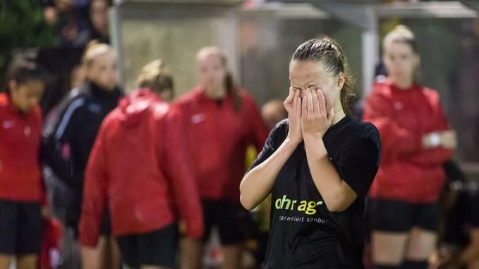 FC Aarau-Frauen verpassen Aufstieg